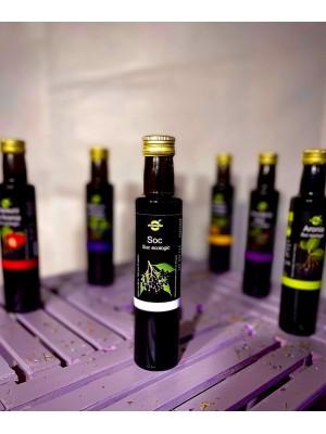 Suc ecologic de Soc, sticla 0,25 l