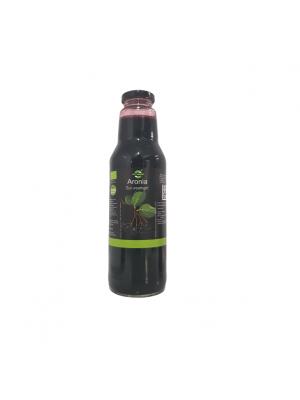 Suc ecologic de aronia, flacon de sticla 750 ML