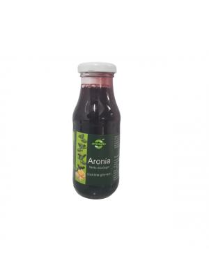 Tonic ecologic de aronia (contine ghimbir), sticla 0.2 l.