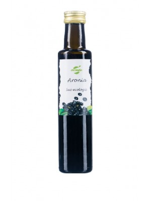 Suc ecologic de aronia, flacon de sticla 750 ML