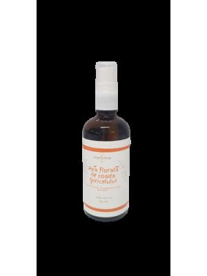 Apa de  coada soricelului (hidrolat) cu particule de ulei esential