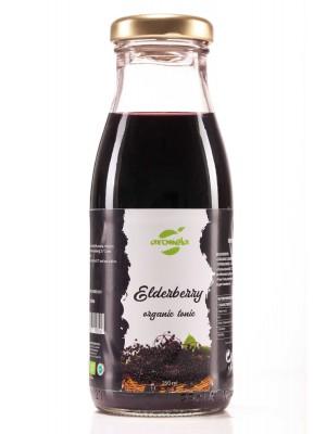 Aronia si Soc - Tonic ecologic, sticla 0,25L