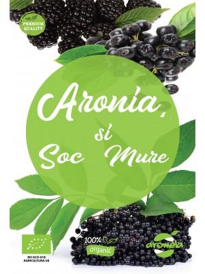 Suc ecologic de Aronia, Mure si Soc, TOP Antioxidanti