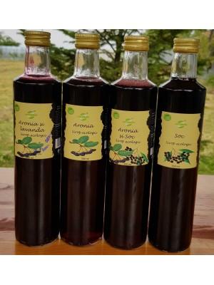 Colectia Siropuri, low sugar, sticla 0,5 l
