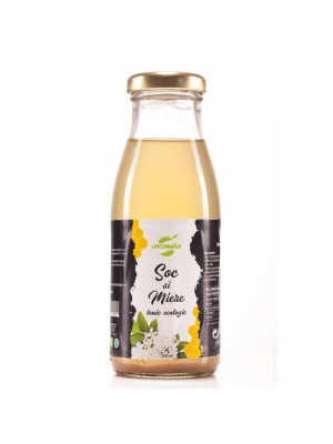 Organic Elderflower and Honey Tonic, 0,25L bottle