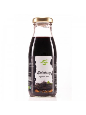 Organic Elderberry Tonic , 0,25L bottle