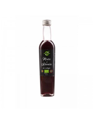 Organic Aronia with Blackberry Juice, 0,25l bottle