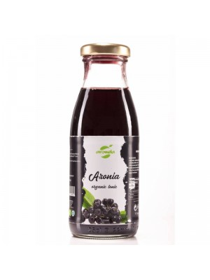 Aronia - Organic Tonic, 0,25L bottle.
