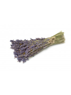 Flori de lavanda, buchetel, uscata, certificata ecologic.